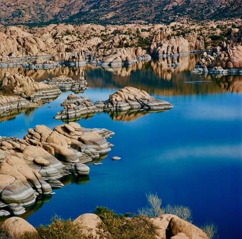 Watson Lake in Prescott AZ